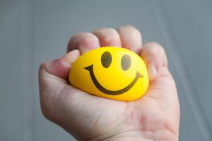 stress ball items you need at shared office space