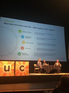 GCUC 2019 , coworking stats